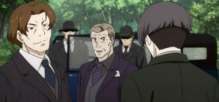 91 Days - Mafia Men In Suits Anime Screenshot