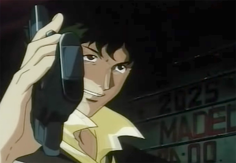 Cowboy Bebop Anime Screenshot