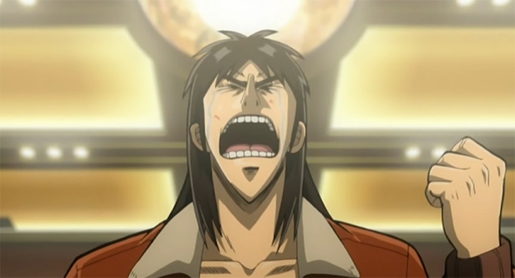 Kaiji Anime Screenshot
