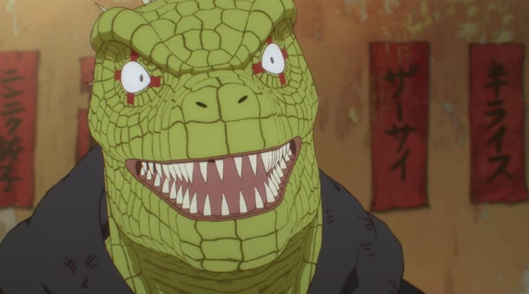 Dorohedoro Anime Screenshot