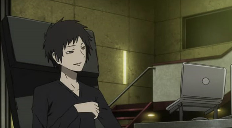 Durarara!! Anime Screenshot