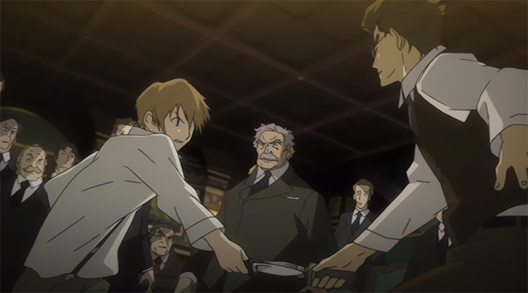 Baccano! Anime Screenshot