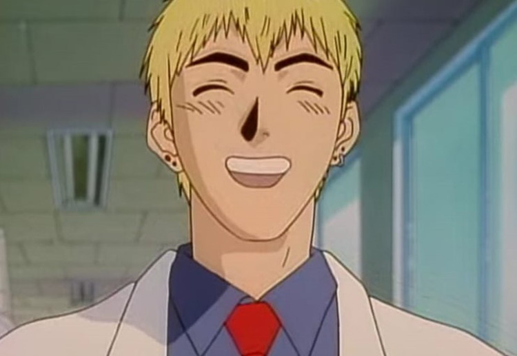 Great Teacher Onizuka Anime Screenshot