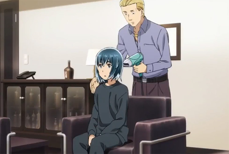 Hinamatsuri Anime Screenshot