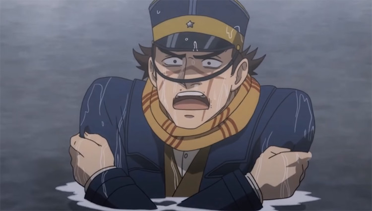 Golden Kamuy Anime Screenshot