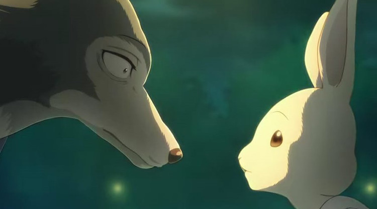 Beastars Anime Screenshot