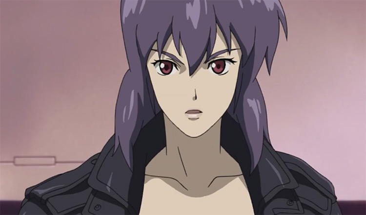 Ghost in the Shell Anime Screenshot