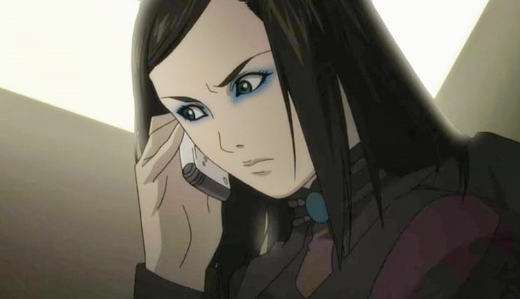 Ergo Proxy Anime Screenshot