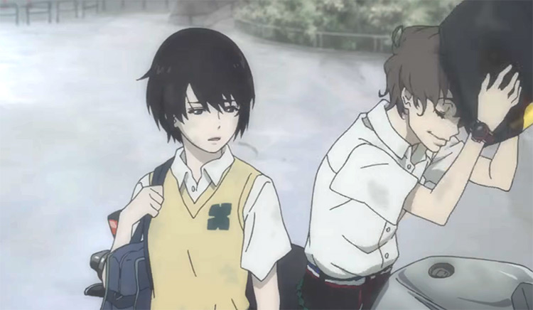 Zankyou no Terror Anime Screenshot