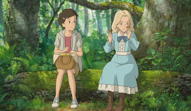 Omoide no Marnie Anime Screenshot