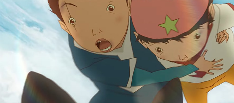 Tekkon Kinkreet Anime Screenshot