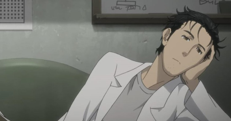 Steins;Gate Anime Screenshot