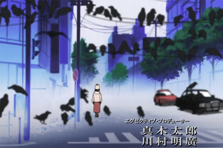 Serial Experiments Lain - Anime Opening