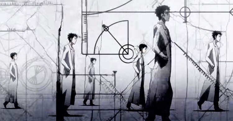 Steins;Gate - Anime Opening Scene