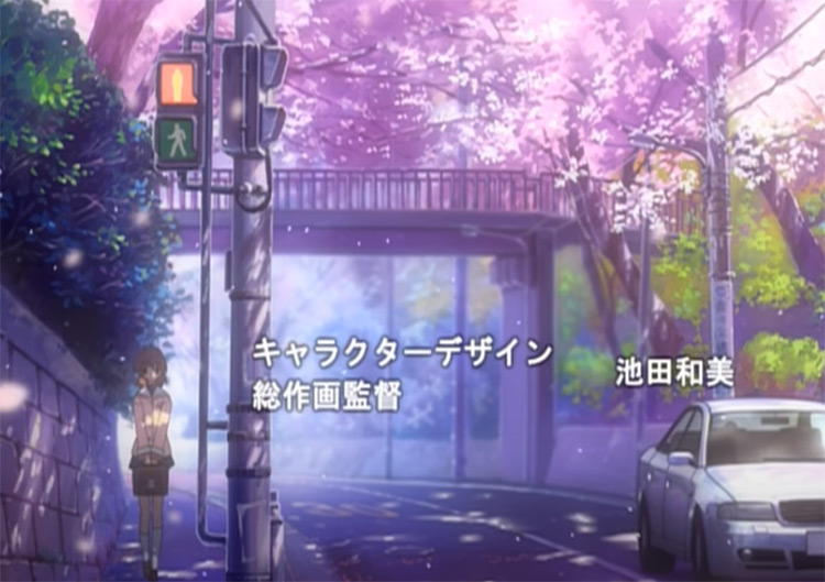 Clannad: After Story - Anime Intro Opening Scene