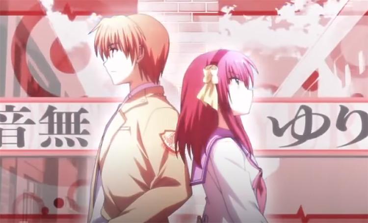 Angel Beats - Anime Intro Scene