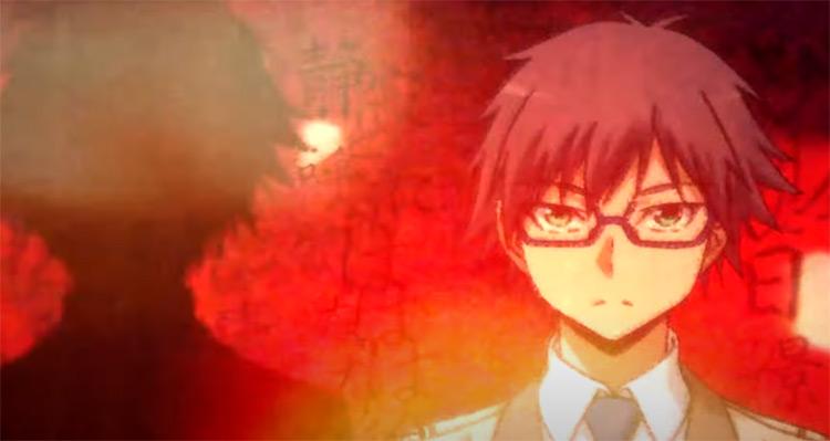 Ranpo Kitan Anime Intro Sequence