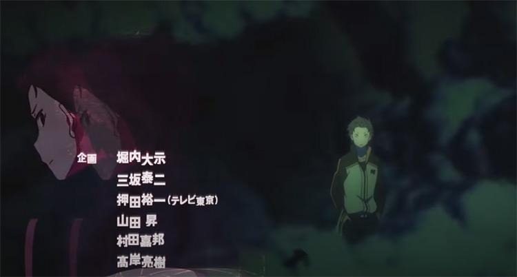 Re: Zero - Anime Intro Scene