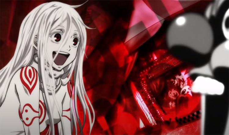 Deadman Wonderland - Anime Intro Scene
