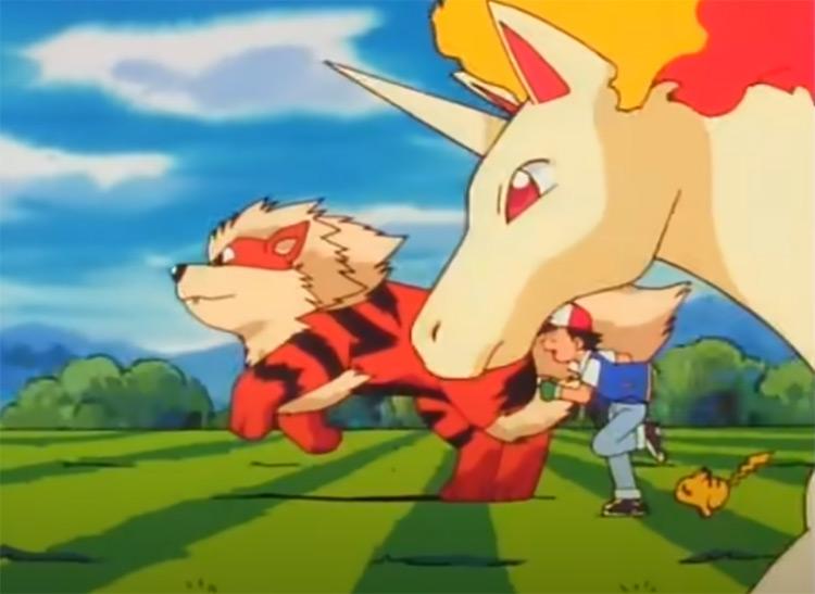 Pokemon Anime season 1 intro theme