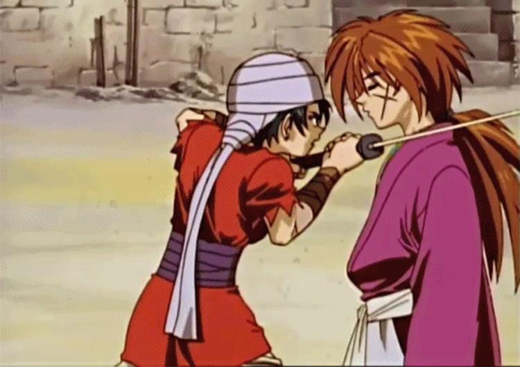 Samurai X Sword Battle - Anime Screenshot