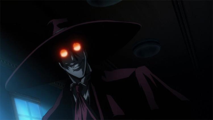 Hellsing Ultimate - Anime Screenshot