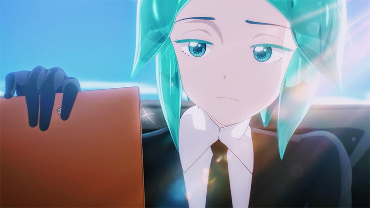 Land of the Lustrous 2017 - Anime Screenshot