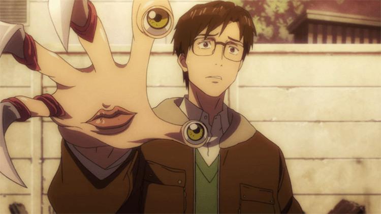 Parasyte Anime 2014