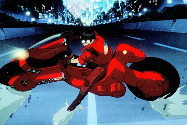 Akira - Anime Screenshot