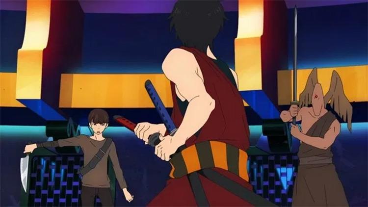 Tower of God - Anime Screenshot