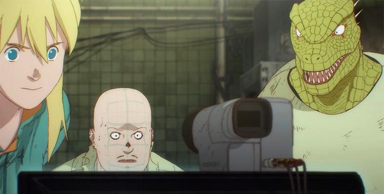 Dorohedoro - Anime Screenshot