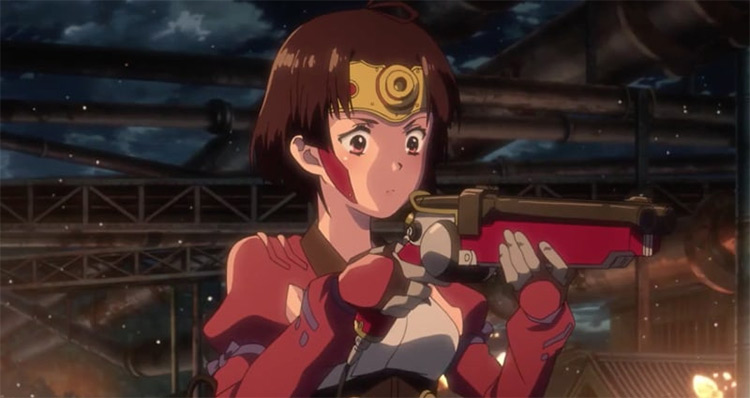 Kabaneri of the Iron Fortress - Anime Screen