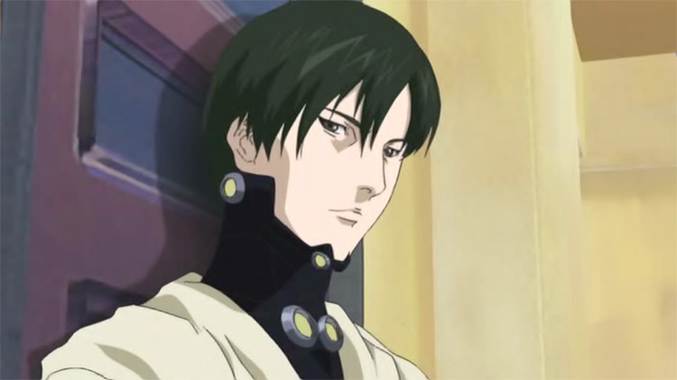 Gantz Anime Screenshot