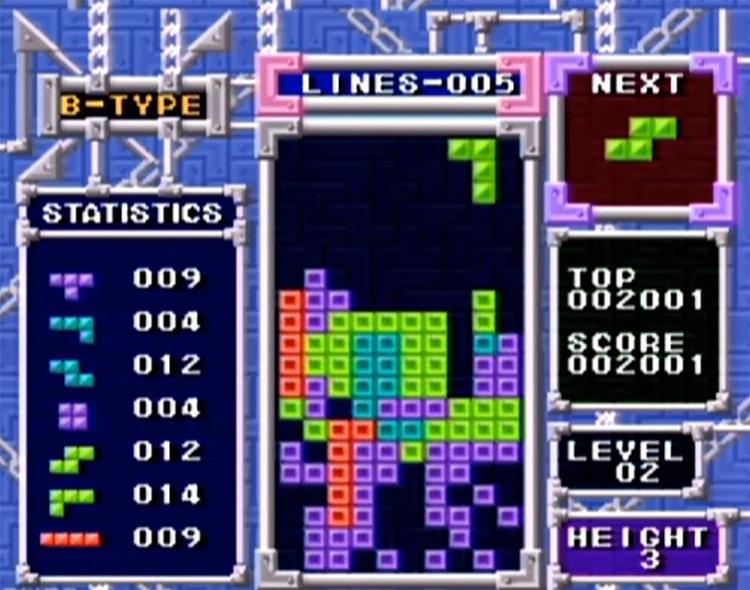 Tetris & Dr. Mario - SNES Screenshot