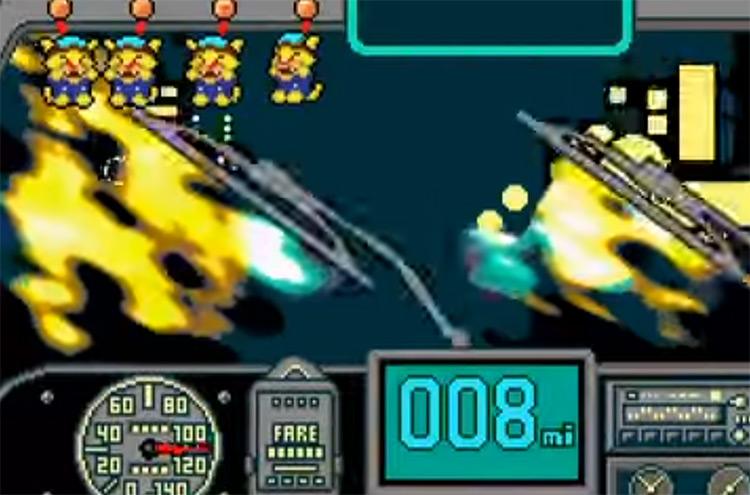 WarioWare, Inc Mega Microgame$ - GBA Screenshot