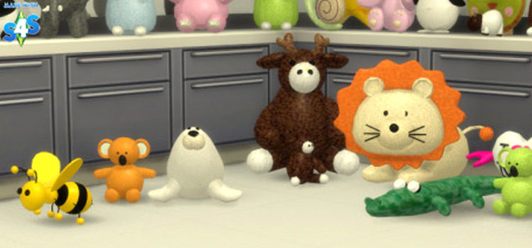 Sims 4 CC: Best Stuffed Animals & Plushies For Your Sims