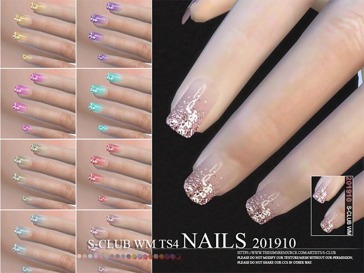 SS-Club WM Nails - dainty nails TS4 CC