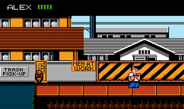 River City Ransom - NES Gameplay