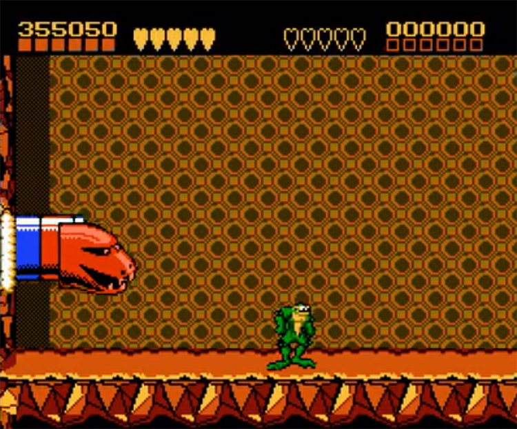 Battletoads - NES Screenshot