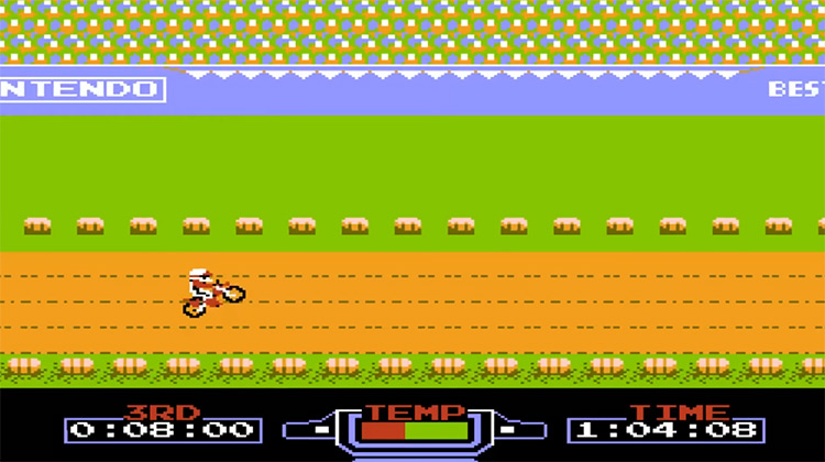 Excitebike for NES