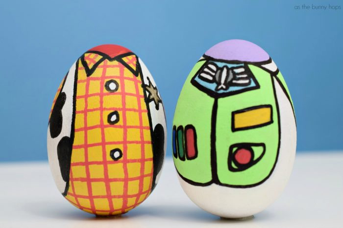 ToyStory easter egg diy