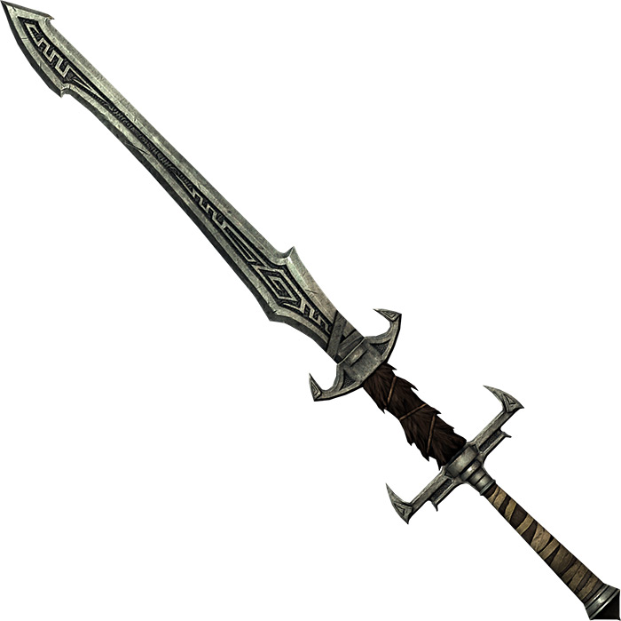 Nordic great sword Skyrim