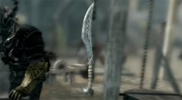 Nordic dagger skyrim
