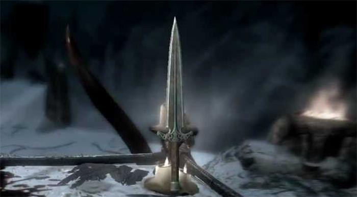 Bloodthorn dagger skyrim