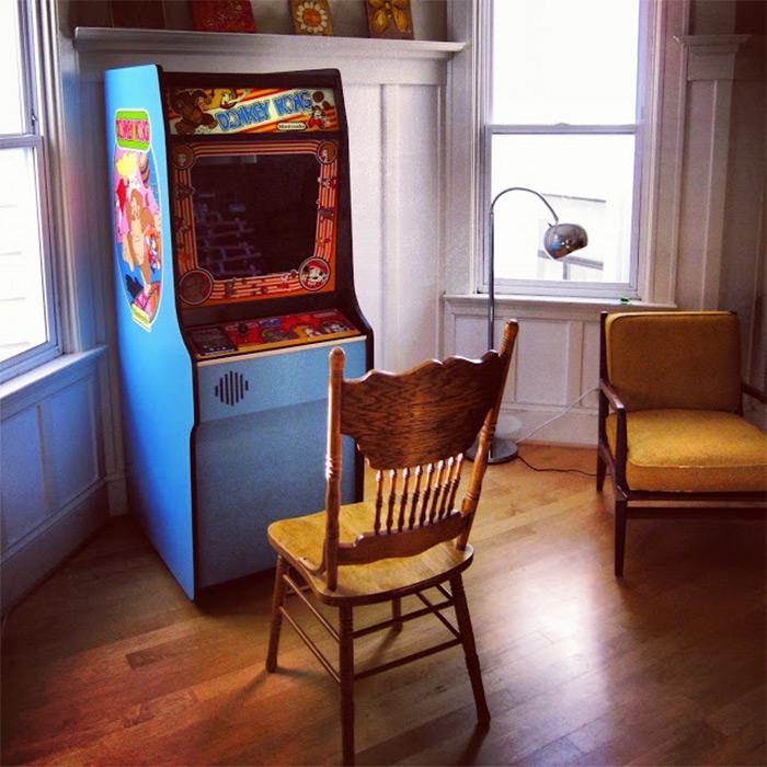 DK Arcade design