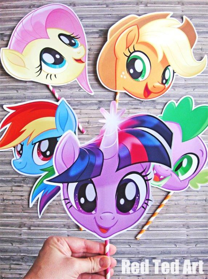 36 My Little Pony Diys Crafts Perfect For Mlp Lovers Fandomspot