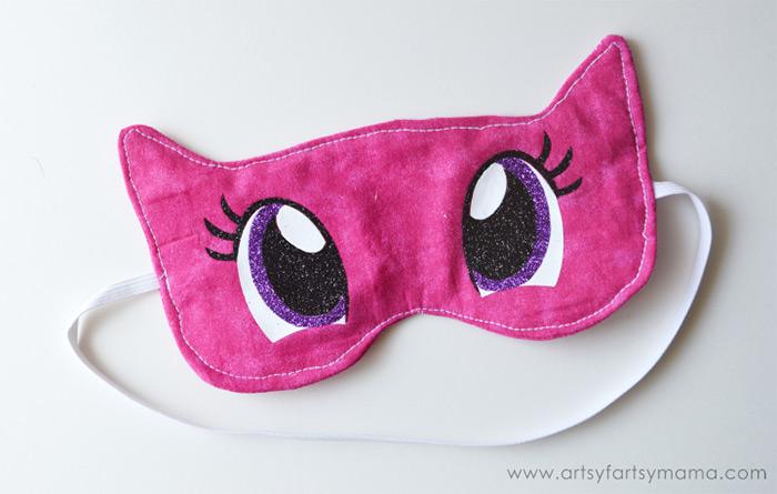 diy mlp eyemask