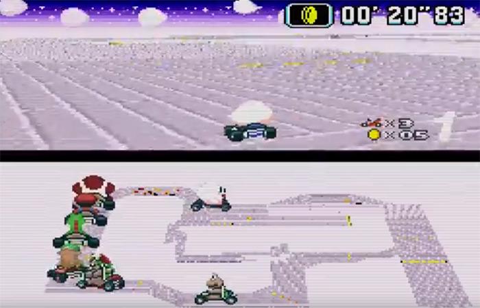 Mariokart R screenshot