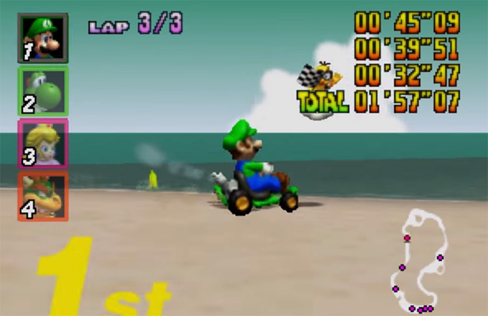 Best Mario Kart 64 Characters All Ranked Fandomspot