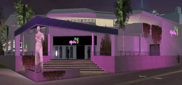 Malibu Club Vice City property